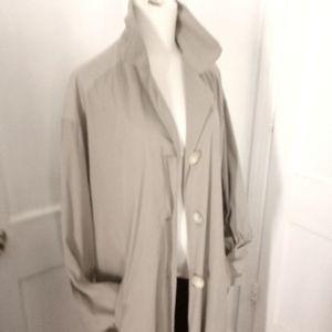 Christian Dior Rain Coat